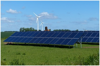 Rising employment in renewable energy sector