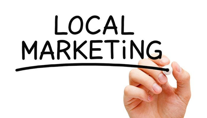 What kind of local searches are most popular among mobile users