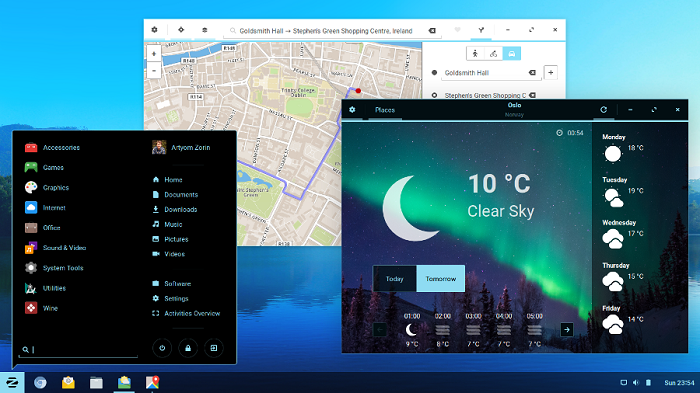 Zorin OS, the Linux distro you want to look like Windows 10