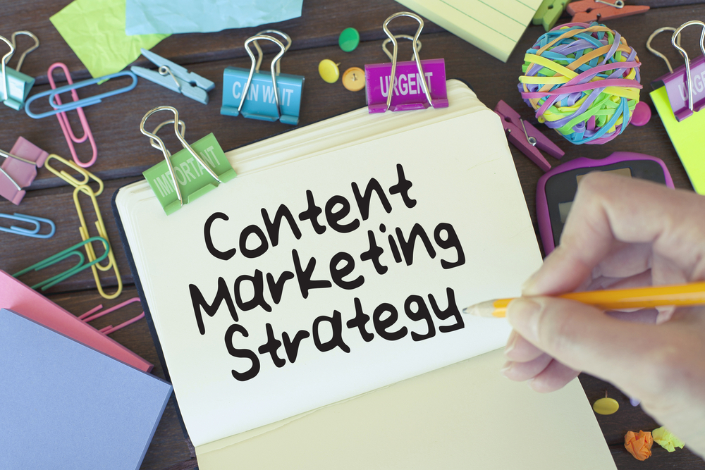 Content Marketing conquers B2B companies